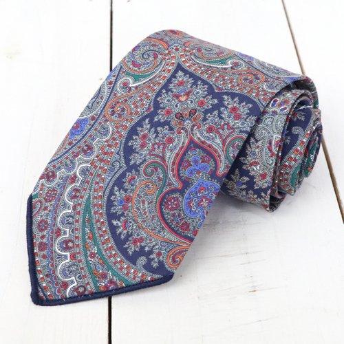『Neck Tie-Paisley Print』