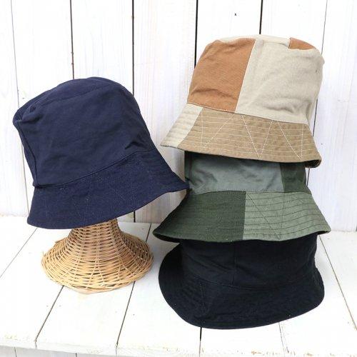 『Bucket Hat-Cotton Heavy Twill』