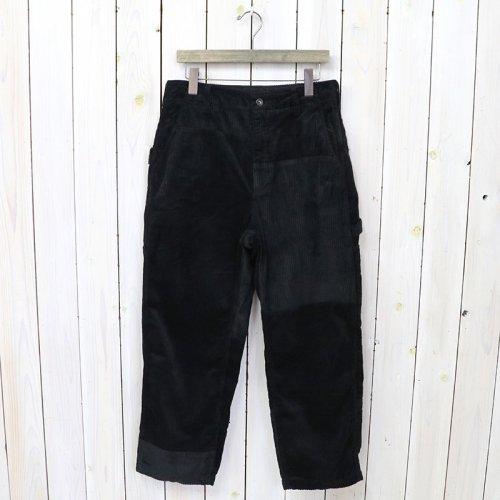 『Painter Pant-6W Corduroy』(Black)