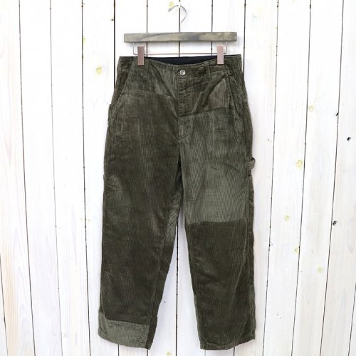 『Painter Pant-6W Corduroy』(Olive)