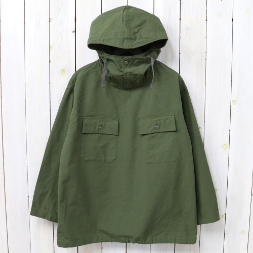ENGINEERED GARMENTS『Cagoule Shirt-Darb Cotton Ripstop』