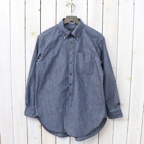 『19th BD Shirt-Cone Chambray』