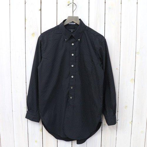 『19th BD Shirt-Micro Polka Dot Broadcloth』