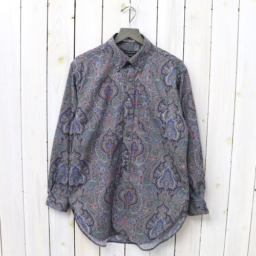『19th BD Shirt-Paisley Print』