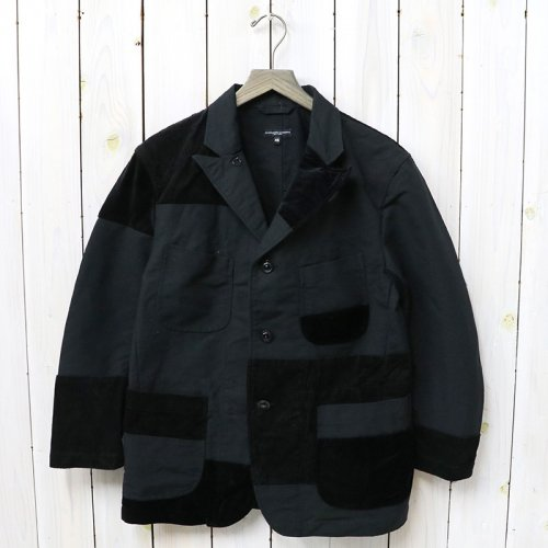 『Bedford Jacket-Double Cloth』(Black)