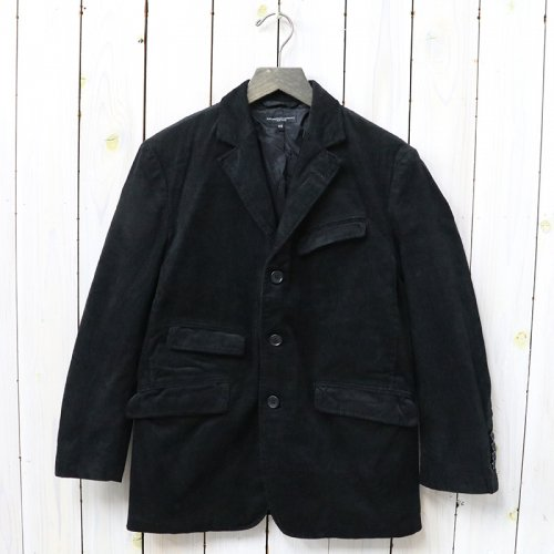 ENGINEERED GARMENTS『Andover Jacket-11W Corduroy』(Black)