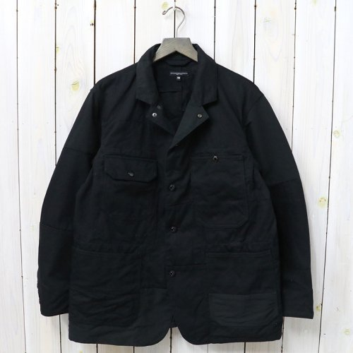 『Logger Jacket-Cotton Heavy Twill』(Black)