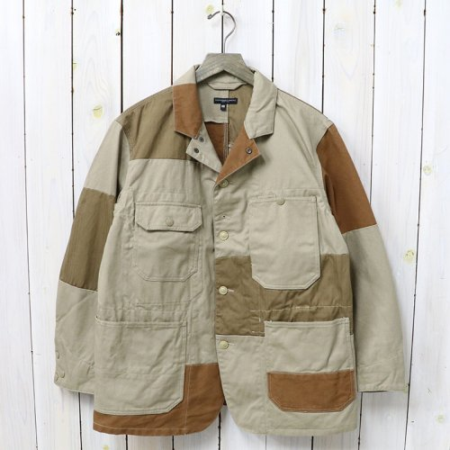 ENGINEERED GARMENTS『Logger Jacket-Cotton Heavy Twill』(Khaki)