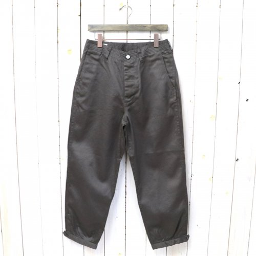 『SPRAYER STREAM PANTS 4/5(WEST POINT)』(CHARCOAL)