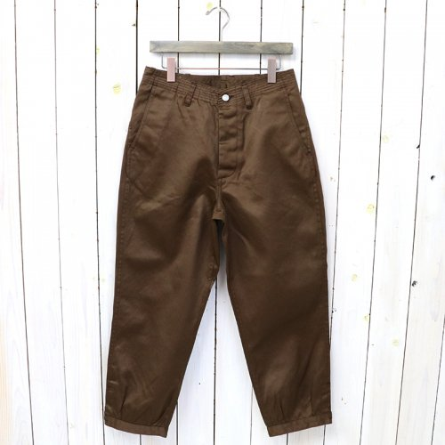 『SPRAYER STREAM PANTS 4/5(WEST POINT)』(BROWN)