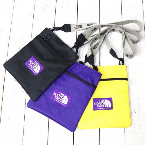 THE NORTH FACE PURPLE LABEL『X-Pac Shoulder Pocket』