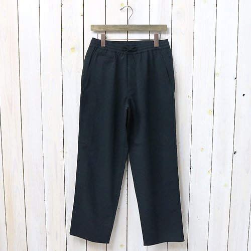 『ALPHADRY Wide Easy Pants』(Black)