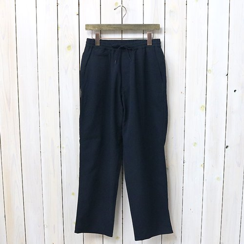 『ALPHADRY Wide Easy Pants』(Navy)
