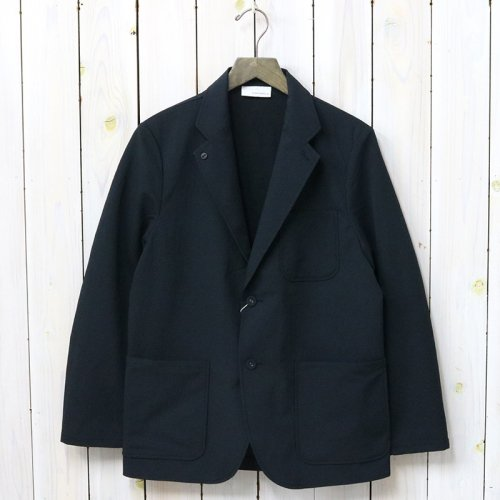『ALPHADRY Club Jacket』(Black)