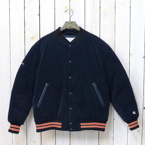 nanamica『nanamican Varsity Down Jacket』(Navy)