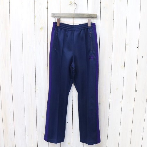 『Boot-Cut Track Pant-Poly Smooth』(Navy)