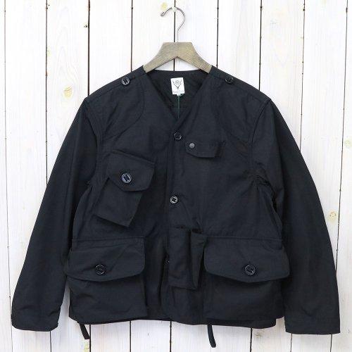 『Tenkara Jacket-Poly Gabardine』(Black)