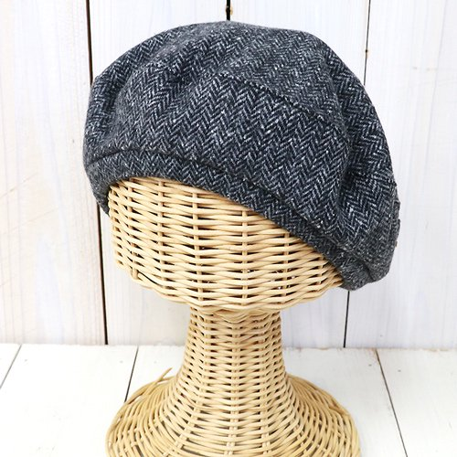 ENGINEERED GARMENTS『Beret-Poly Wool HB』