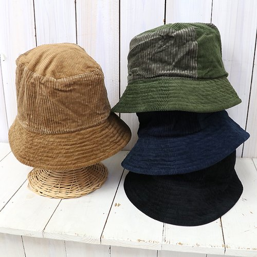 ENGINEERED GARMENTS『Bucket Hat-8W Corduroy』