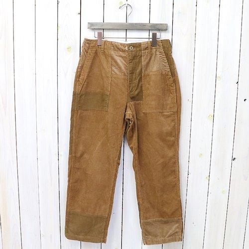ENGINEERED GARMENTS『Fatigue Pant-8W Corduroy』(Chestnut)