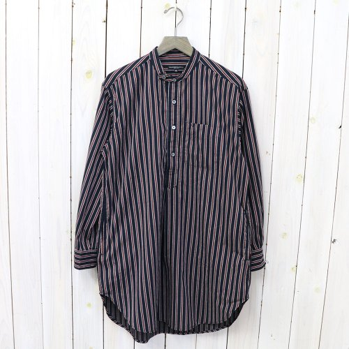 ENGINEERED GARMENTS『Banded Collar Shirt-Regimental St.』