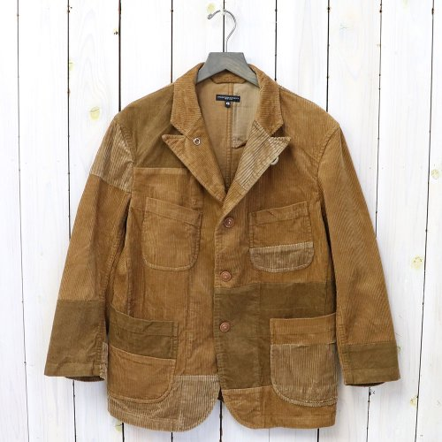 ENGINEERED GARMENTS『Bedford Jacket-8W Corduroy』(Chestnut)