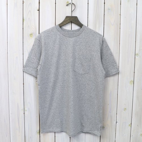 ANATOMICA『POCKET TEE』(Gray)