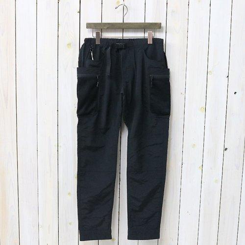 『SUPPLEX Nylon Gardener Pants by GRIP SWANY』(Black)