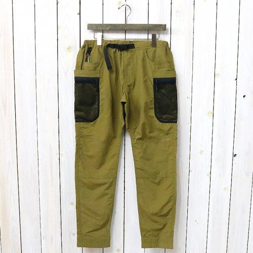 『SUPPLEX Nylon Gardener Pants by GRIP SWANY』(Olive)