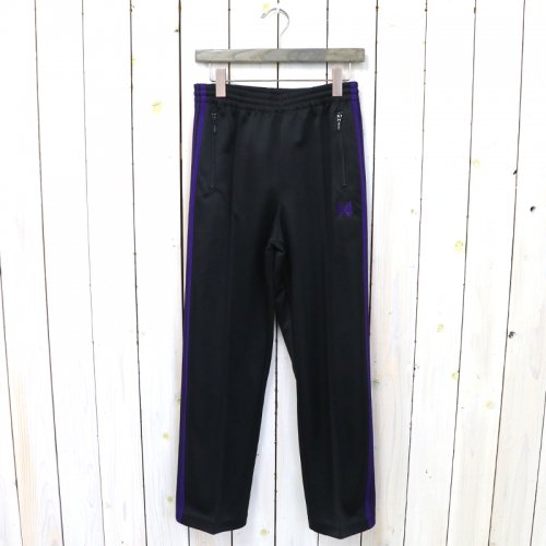 Needles『Track Pant-Poly Smooth』(Black)