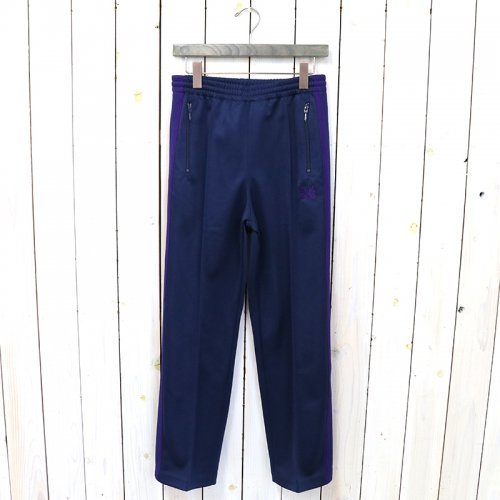 Needles『Track Pant-Poly Smooth』(Navy)