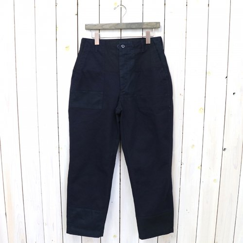 『Fatigue Pant-Cotton Heavy Twill』(Dk.Navy)
