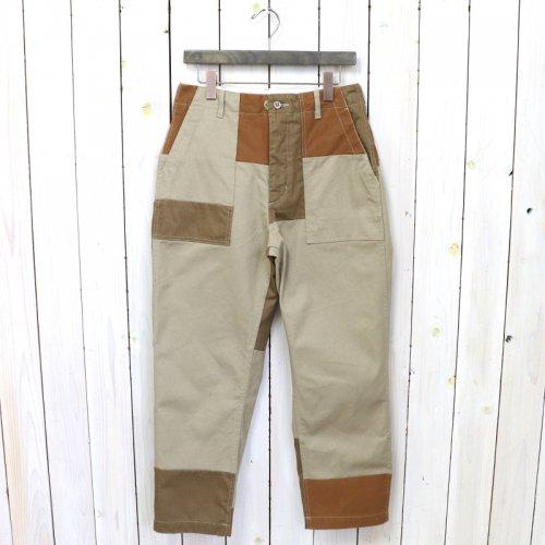 ENGINEERED GARMENTS『Fatigue Pant-Cotton Heavy Twill』(Khaki)