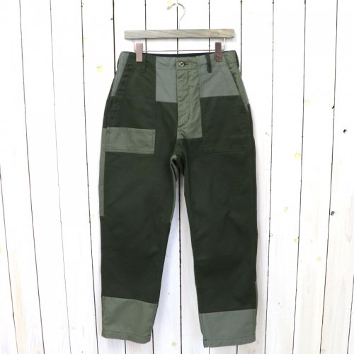 『Fatigue Pant-Cotton Heavy Twill』(Olive)