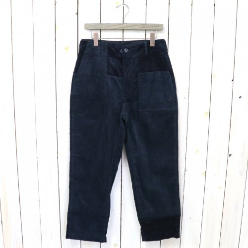 『Fatigue Pant-8W Corduroy』(Navy)