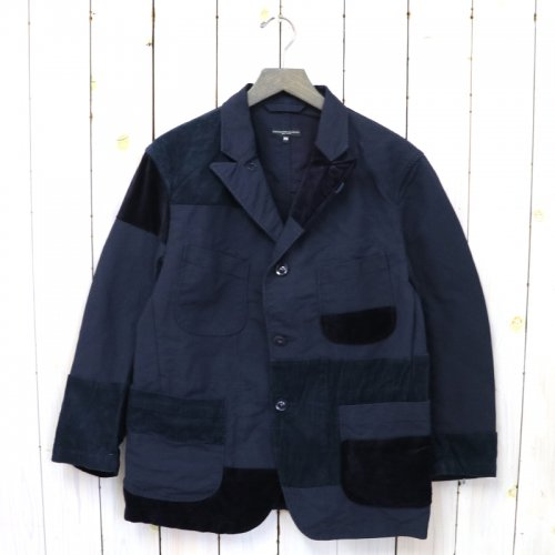 『Bedford Jacket-Double Cloth』(Navy)