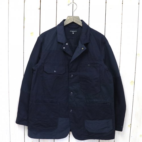 ENGINEERED GARMENTS『Logger Jacket-Cotton Heavy Twill』(Navy)