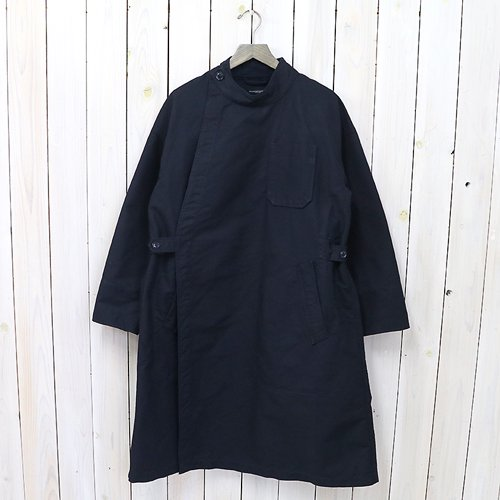 『MG Coat-Double Cloth』(Navy)