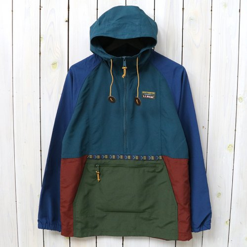 『Mountain Classic Anorak-Multi Color』(Spruce/Tuscan Olive)
