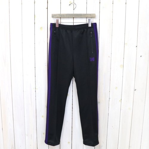 Needles『Narrow Track Pant-Poly Smooth』(Black)