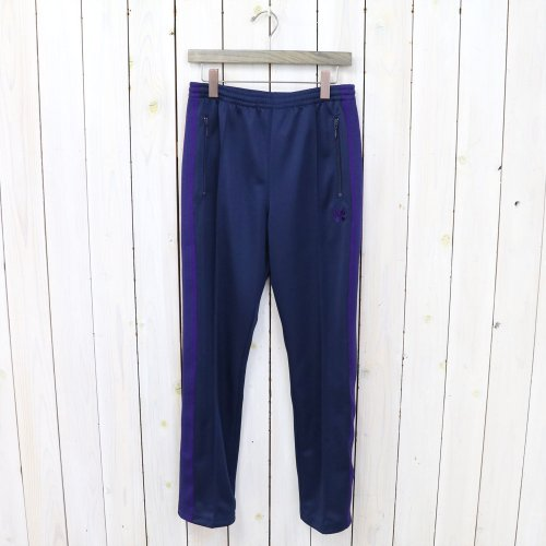 Needles『Narrow Track Pant-Poly Smooth』(Navy)