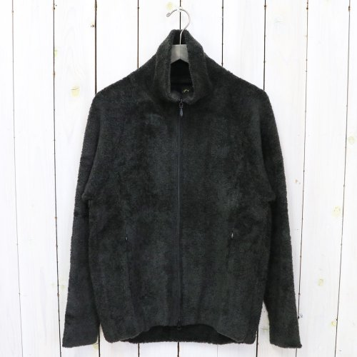 『Lewis Jacket-Synthetic Boa』(Charcoal)