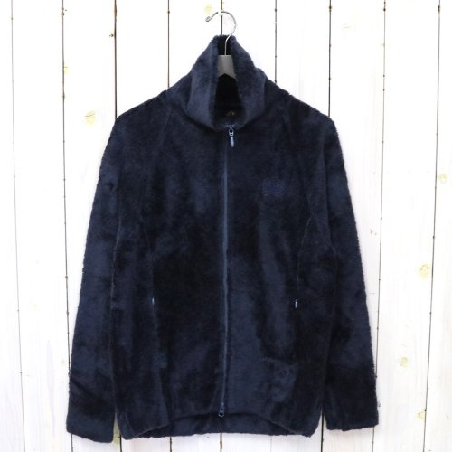 『Lewis Jacket-Synthetic Boa』(Navy)