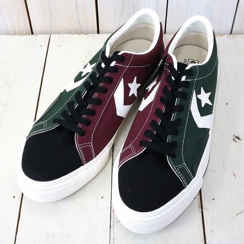 『PRORIDE SK CV OX』(Green/Black/Red)