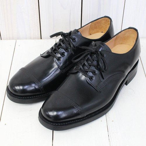 『Military Derby Shoe』(Black)