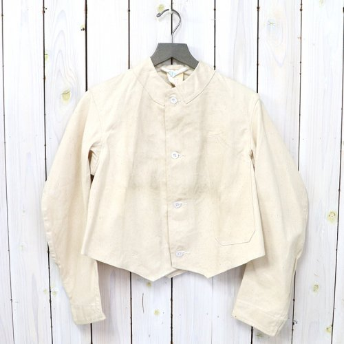 【SALE特価60%off】DEAD STOCK『BRITISH RAIL WAY WHITE ENGINEER JACKET』