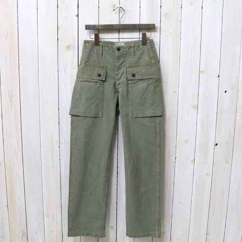 『HERRINGBONE U.S.M.C PANTS』