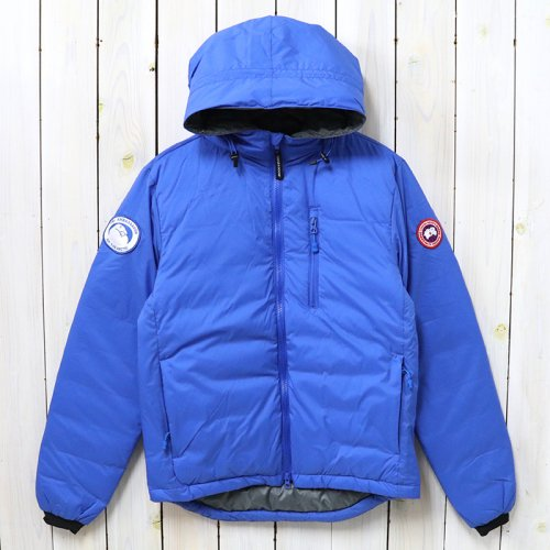 CANADA GOOSE『LODGE HOODY PBI』(ROYAL PBI BLUE)