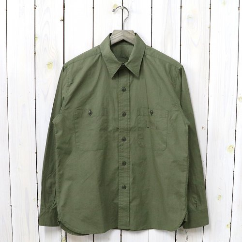 "【SALE特価40%off】BUZZ RICKSON'S『UTILITY SHIRT N-3 ""CONTRACT NTsx-83000""』"