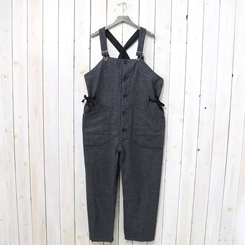 ENGINEERED GARMENTS『Overalls-Blend Diagonal』